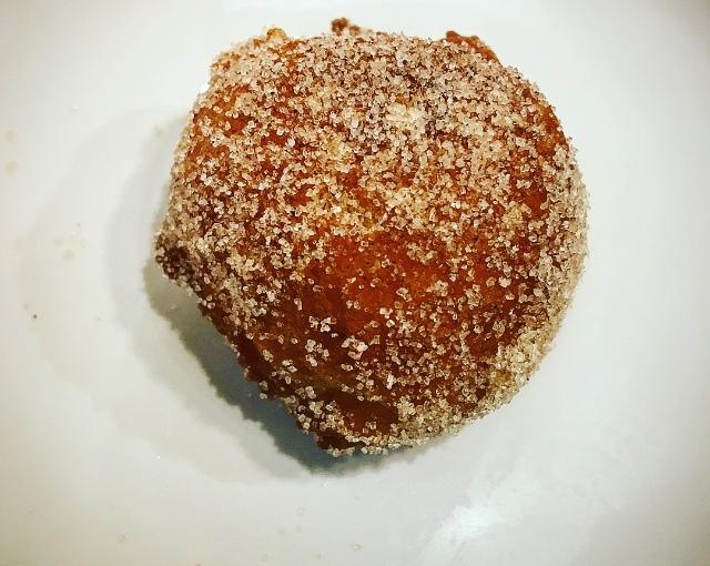 Carnival Style Cinnamon Donuts:Recipe