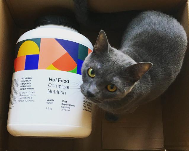 New Hol Food Vanilla:Review